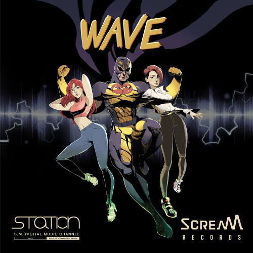 R3hab - Wave - SM STATION 앨범이미지