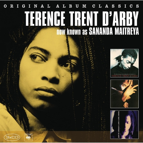 Terence Trent D`arby - Original Album Classics 앨범이미지