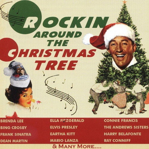 Brenda Lee - Rockin` Around the Christmas Tree 앨범이미지