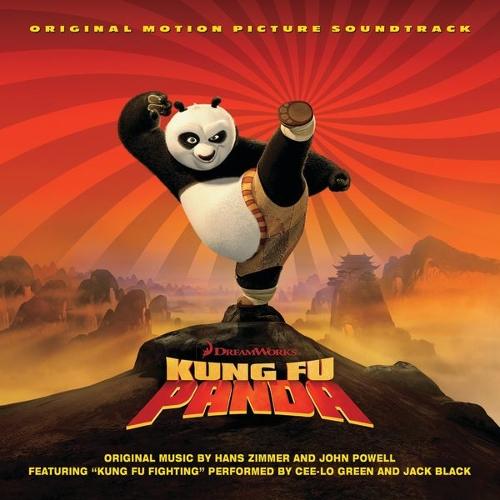 Cee-Lo - Kung Fu Panda (Original Motion Picture Soundtrack) 앨범이미지