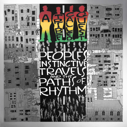 A Tribe Called Quest - People`s Instinctive Travels And The Paths Of Rhythm (25th Anniversary Edition) 앨범이미지