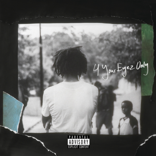 J. Cole - 4 Your Eyez Only 앨범이미지