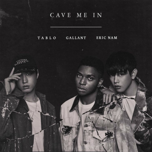 Gallant x Tablo x Eric Nam - Cave Me In 앨범이미지