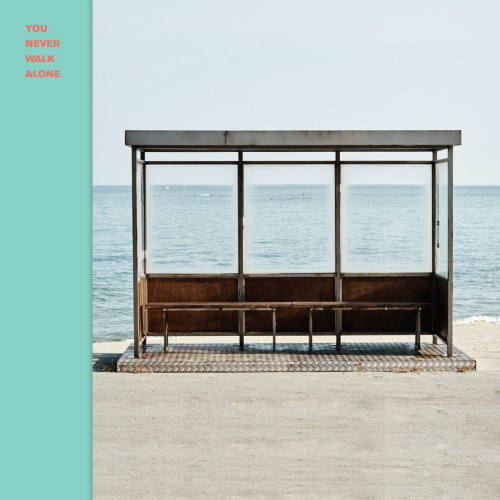 방탄소년단 - YOU NEVER WALK ALONE 앨범이미지