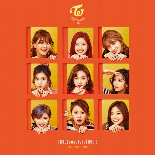 TWICE (트와이스) - TWICEcoaster : LANE 2 앨범이미지