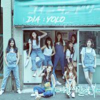 DIA (다이아) - YOLO 앨범이미지