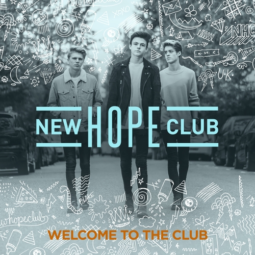 New Hope Club - Welcome To The Club 앨범이미지