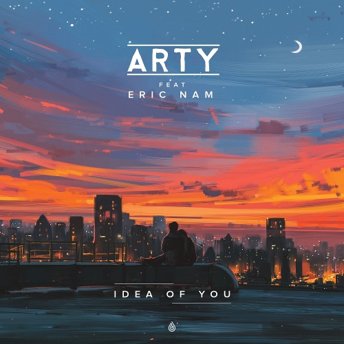 ARTY - Idea Of You (Feat. Eric Nam) 앨범이미지