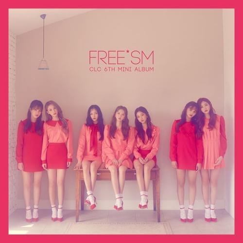 CLC - FREE`SM 앨범이미지