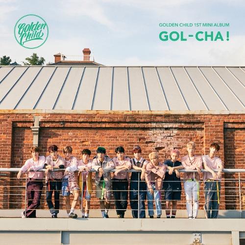 골든차일드 - Golden Child 1st Mini Album (Gol-Cha!) 앨범이미지