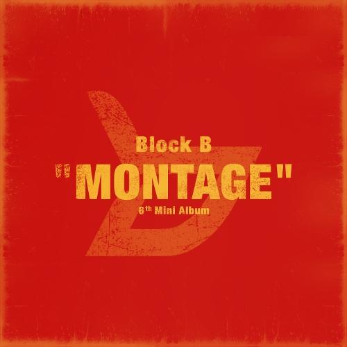 블락비 (Block B) - MONTAGE 앨범이미지
