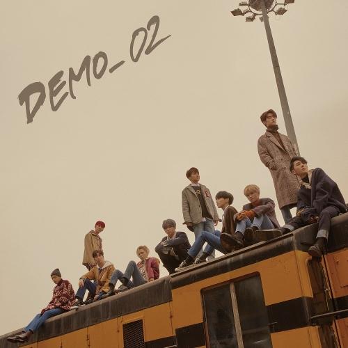 펜타곤 - DEMO_02 앨범이미지