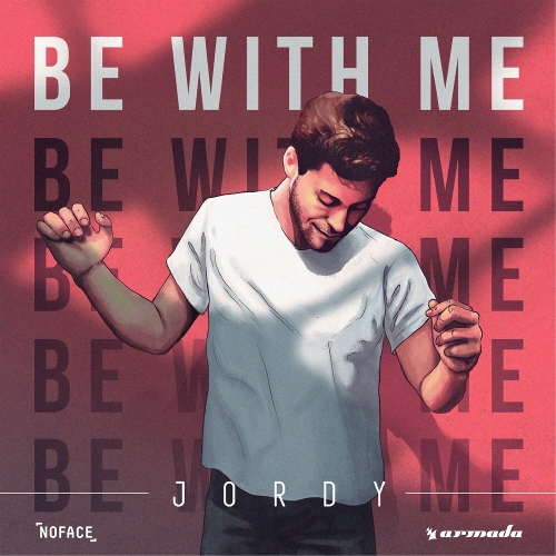 Jordy - Be With Me 앨범이미지