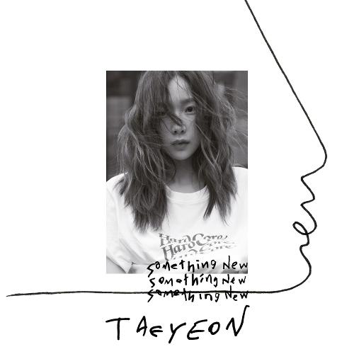 태연 (TAEYEON) - Something New - The 3rd Mini Album 앨범이미지