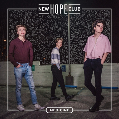 New Hope Club - Medicine 앨범이미지
