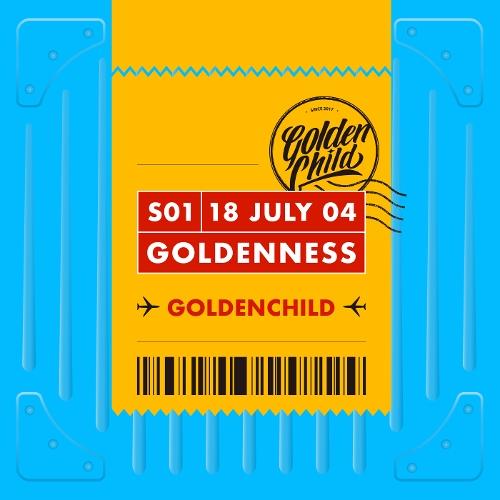 골든차일드 - Golden Child 1st Single Album [Goldenness] 앨범이미지