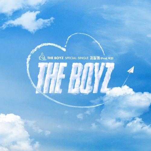 더보이즈 (THE BOYZ) - THE BOYZ Special Single `지킬게 (Prod. 박경)` 앨범이미지