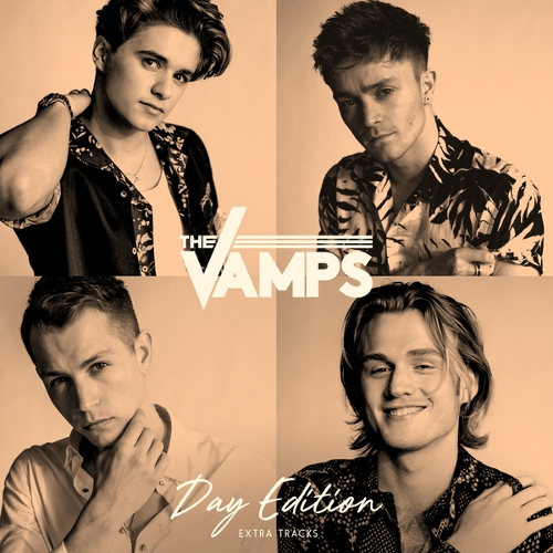 The Vamps - Night & Day (Day Edition – Extra Tracks) 앨범이미지