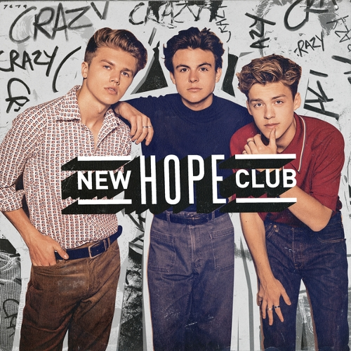 New Hope Club - Crazy 앨범이미지