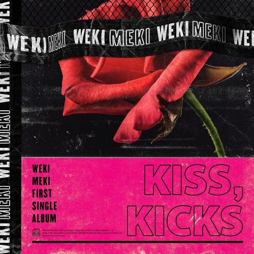 위키미키 (Weki Meki) - KISS, KICKS 앨범이미지