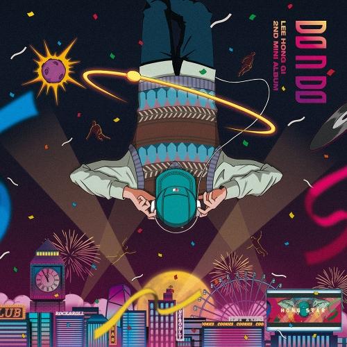 이홍기 (FT아일랜드) - LEE HONG GI 2ND MINI ALBUM [DO n DO] 앨범이미지