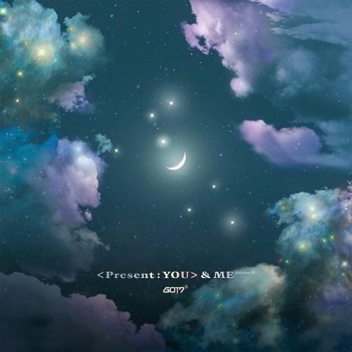 GOT7 (갓세븐) - `Present : YOU` &ME Edition 앨범이미지