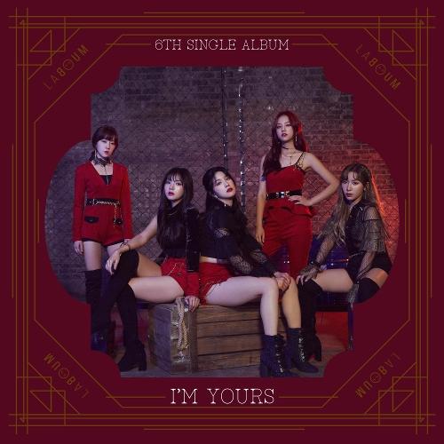 라붐(LABOUM) - I`M YOURS 앨범이미지