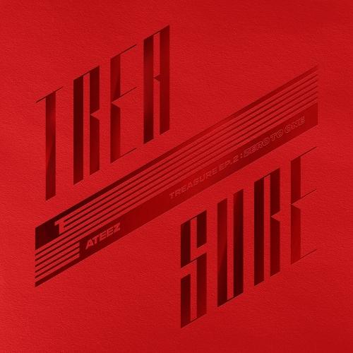 ATEEZ (에이티즈) - TREASURE EP.2 : Zero To One 앨범이미지