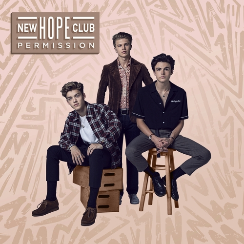 New Hope Club - Permission 앨범이미지