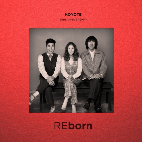 KYT (코요태) - 20th ANNIVERSARY `REborn` 앨범이미지