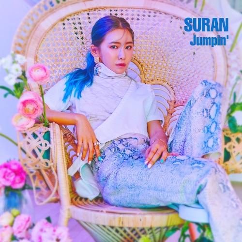 SURAN (수란) - Jumpin` 앨범이미지