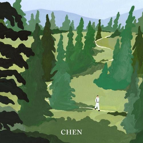 첸 (CHEN) - 사월, 그리고 꽃 - The 1st Mini Album 앨범이미지