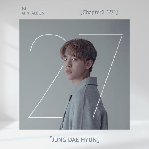 "JUNG DAE HYUN (정대현) - Chapter2 ""27"" 앨범이미지"