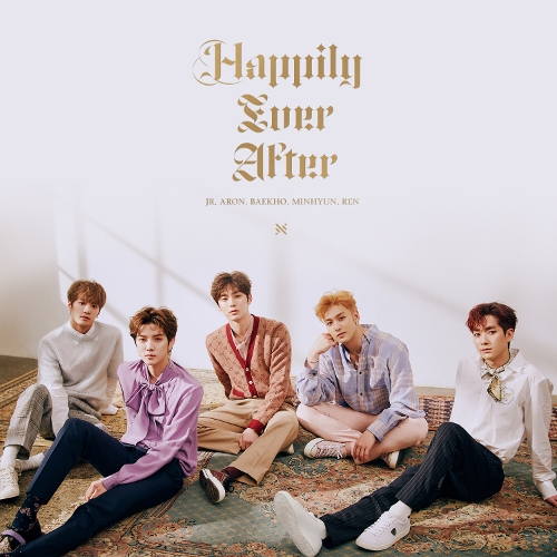 뉴이스트 - The 6th Mini Album 'Happily Ever After' 앨범이미지