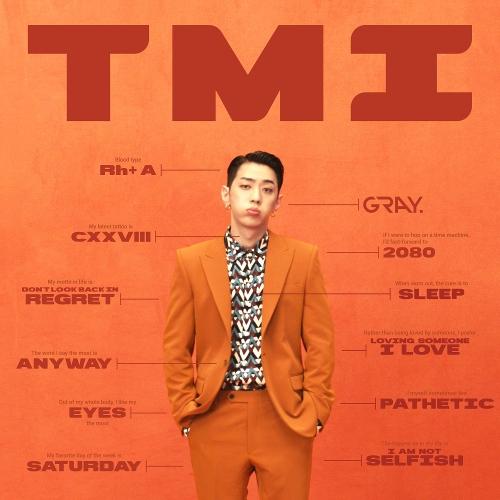 GRAY (그레이) - TMI 앨범이미지