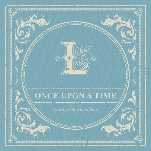 러블리즈 - Lovelyz 6th Mini Album [Once upon a time] 앨범이미지