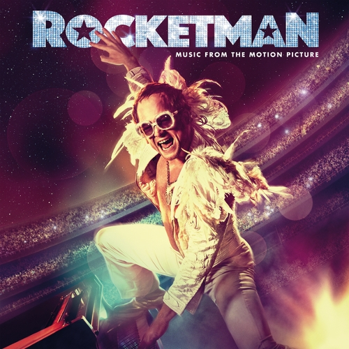 Taron Egerton - Rocketman (Music From The Motion Picture) 앨범이미지