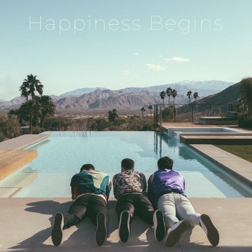 Jonas Brothers - Happiness Begins 앨범이미지