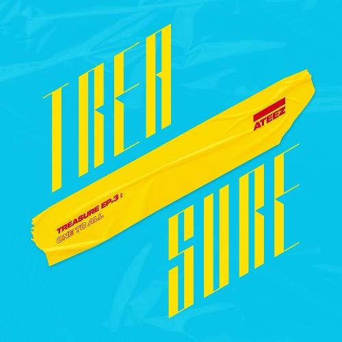 ATEEZ (에이티즈) - TREASURE EP.3 : One To All 앨범이미지