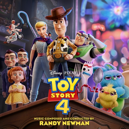 Randy Newman - Toy Story 4 (Original Motion Picture Soundtrack) 앨범이미지