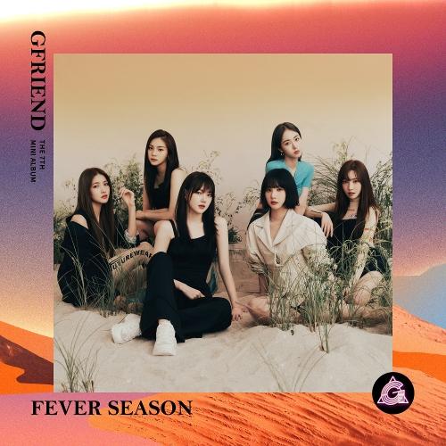 여자친구 (GFRIEND) - 여자친구 The 7th Mini Album `FEVER SEASON` 앨범이미지