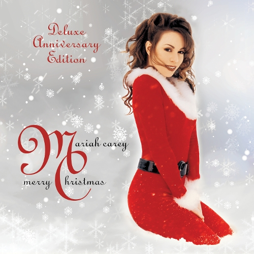 Mariah Carey - Merry Christmas (Deluxe Anniversary Edition) 앨범이미지