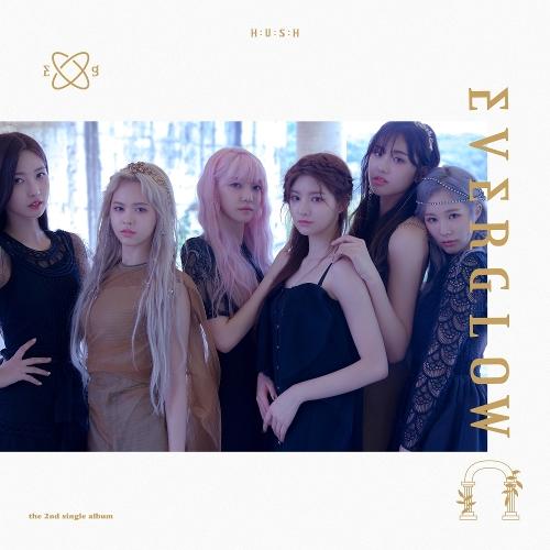 EVERGLOW (에버글로우) - HUSH 앨범이미지