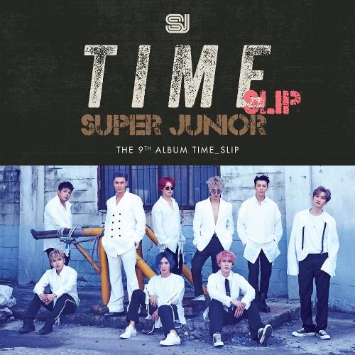 SUPER JUNIOR (슈퍼주니어) - Time_Slip - The 9th Album 앨범이미지