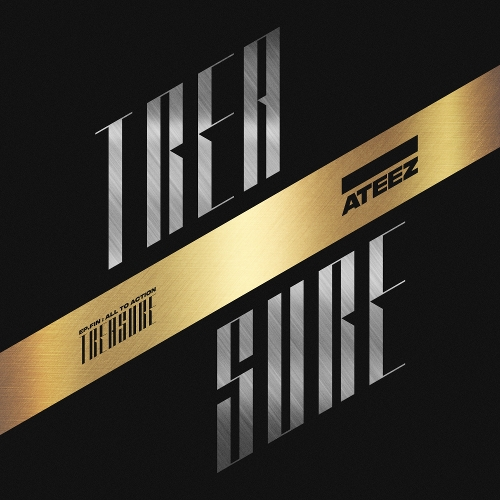 ATEEZ (에이티즈) - TREASURE EP.FIN : All To Action 앨범이미지
