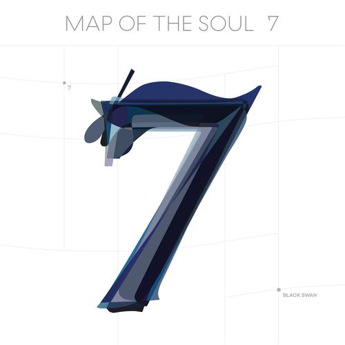방탄소년단 - MAP OF THE SOUL : 7 앨범이미지