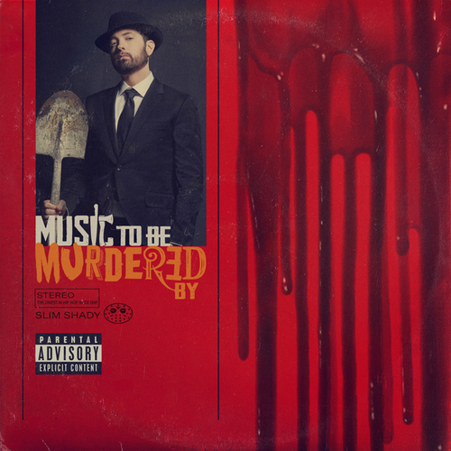 Eminem - Music To Be Murdered By 앨범이미지