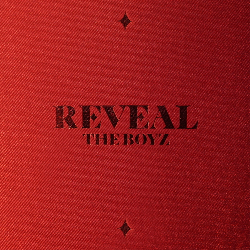 더보이즈 (THE BOYZ) - THE BOYZ 1ST ALBUM [REVEAL] 앨범이미지