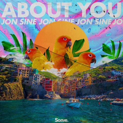 Jon Sine - About You 앨범이미지