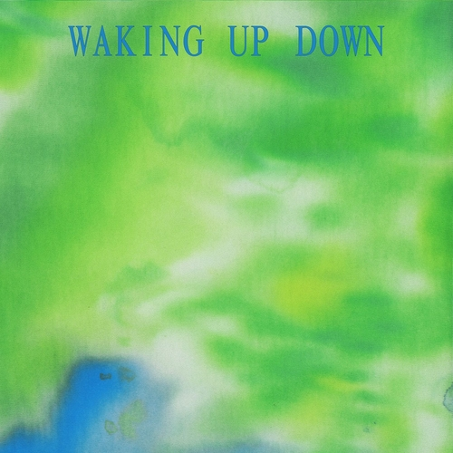 yaeji - WAKING UP DOWN 앨범이미지